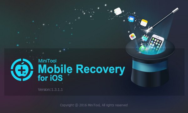 Minitool Mobile Recovery for IOS.v1.3.1.1