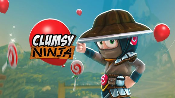 Clumsy Ninja v1.29.0 + MOD + Data