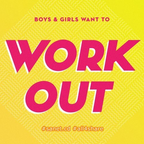VA - Boys & Girls Want to Workout (2017)