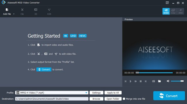 Aiseesoft MOD Video Converter 9.2.10.Multilingual