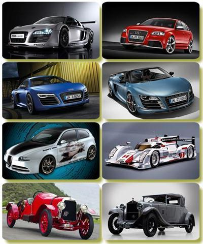 Auto Wallpaper - Pictures and photos of cars (part 98)