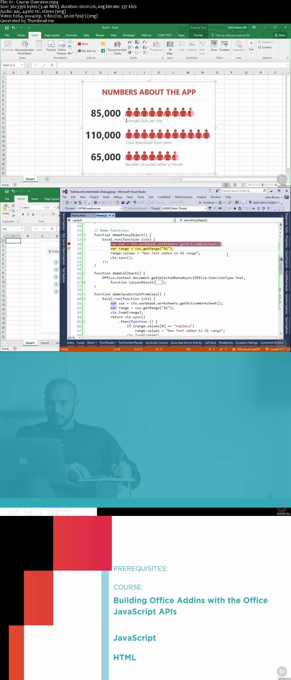 Download Build Excel Add-ins with Office JS APIs - SoftArchive