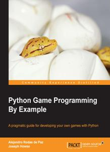 Python Game Programming by Example (True PDF)