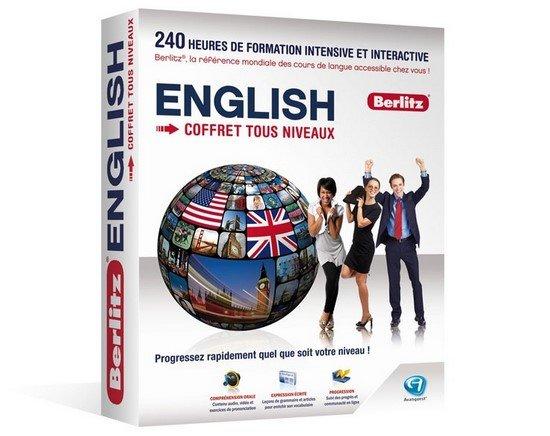 Avanquest Berlitz English - Tous Niveaux 2.0.0