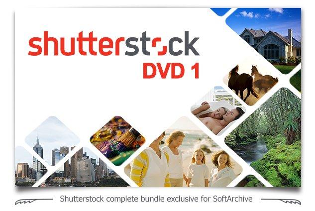 Shutterstock Complete Bundle - DVD 1