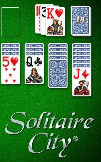 Solitaire City (Ad-Free) v7.02