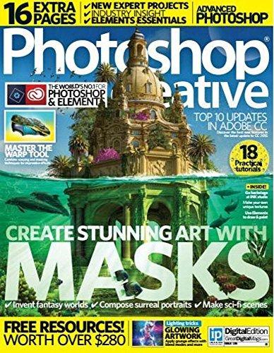 Photoshop Creative book: Create Stunning Art with Mask