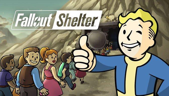 Download Fallout Shelter v1 11 2 + MOD + Mega MOD + Data