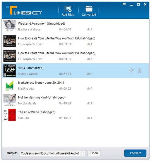 TunesKit DRM M4V Converter 2.8.5.115 Multilingual + Portable