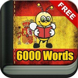Learn Spanish - 6,000 Words Premium v5.22