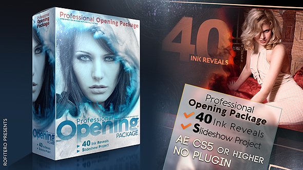Professional Opening Package - Project for After Effects (Videohive)