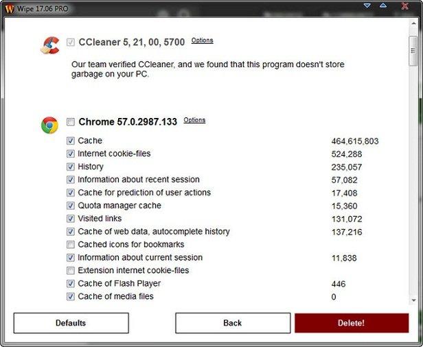 Wipe Pro 17.11 Multilingual + Portable
