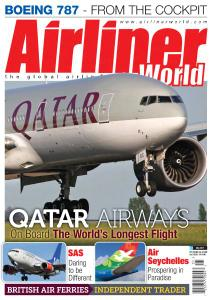 Airliner World -- May 2017