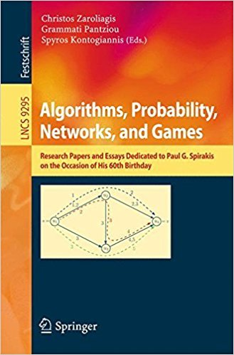 Algorithms, Probability, Networks, and Games