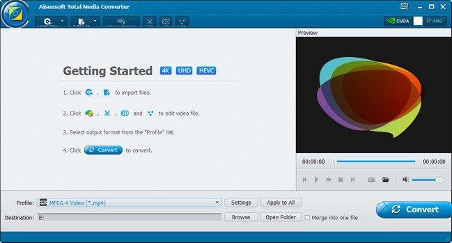 Aiseesoft Total Media Converter 9.2.16 Multilingual + (Porable)