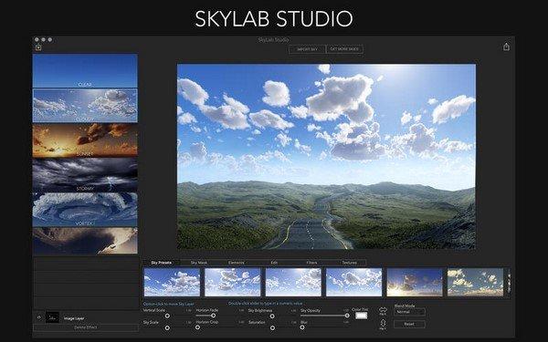 SkyLab Studio 2.1 MacOSX