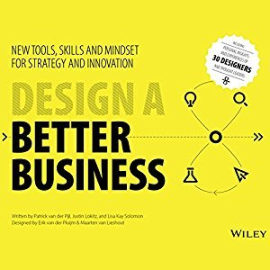 Patrick Van Der Pijl – Design a Better Business