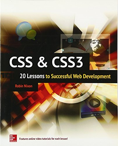 CSS & CSS3 20 Lessons to Successful Web Development