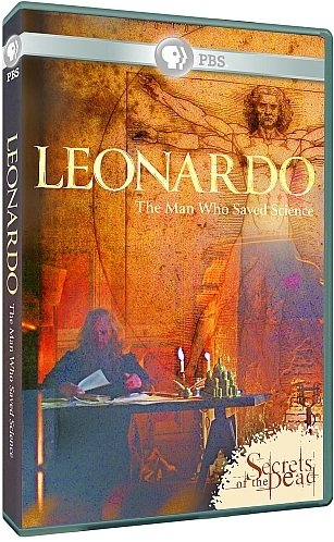 PBS - Secrets of the Dead: Leonardo, The Man Who Saved Science (2017) 720p HDTV x264-W4F
