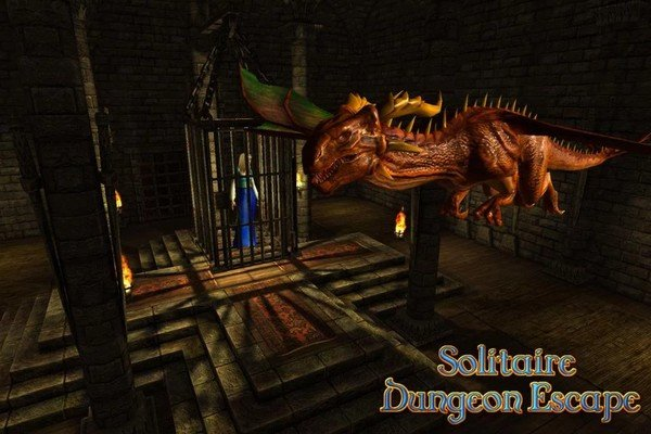 Solitaire Dungeon Escape v1.2