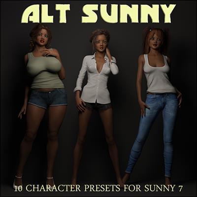 lt Sunny by AliveSheCried