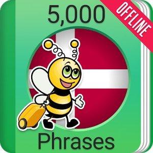 Learn Danish - 5000 Phrases Premium v1.5.5