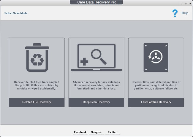 iCare Data Recovery Pro 8.0.9.0