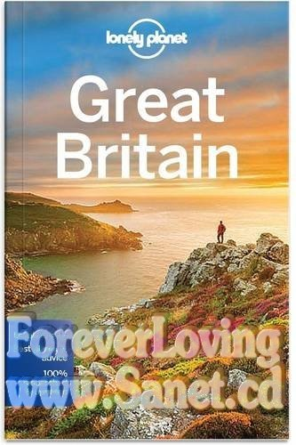 Lonely Planet Great Britain (Travel Guide) 2017