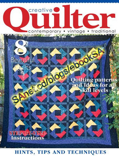 Creative Quilter - Issue 4 2017