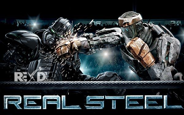 Real Steel HD v1.37.1 + MOD + Data