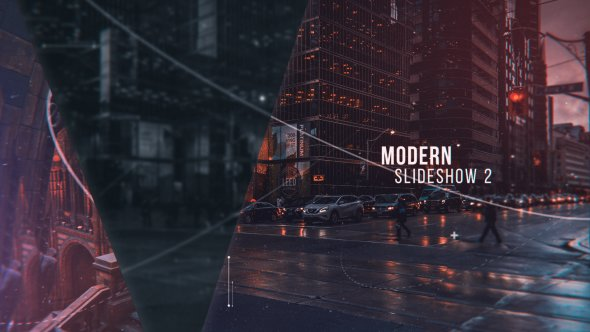 Modern Slideshow 2 - Project for After Effects (Videohive)