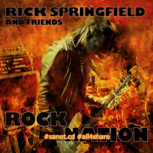 Rick Springfield - Rock Nation (2017)