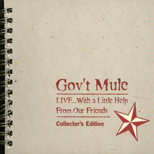 Gov't Mule - LIVE...With A Little Help From Our Friends (4 CD) (1999) (FLAC)