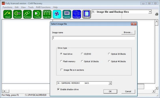 CnW Recovery 5.21 + Portable