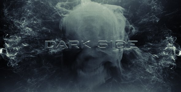 Dark Side - Cinematic Promo Trailer - Project for After Effects (Videohive)