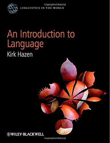 An Introduction to Language!
