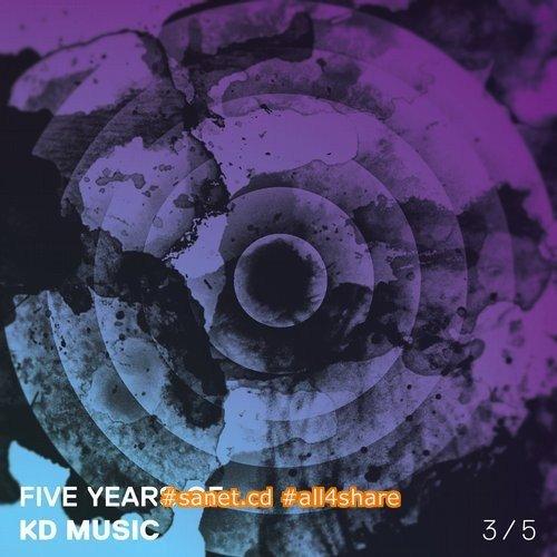 VA - Five Years of Kd Music 3-5 (2017)