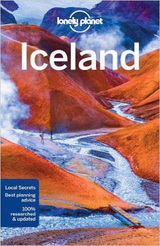 Lonely Planet Iceland (Travel Guide) 2017