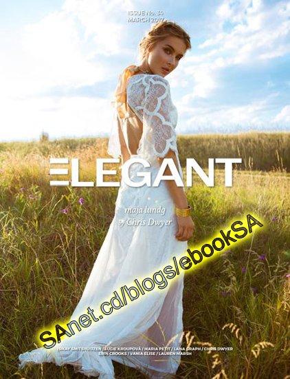 Elegant Magazine - Fashion #16 -- March 2017