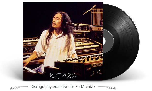 Kitaro Discography (1978-2016) » Only4free | Music Collection