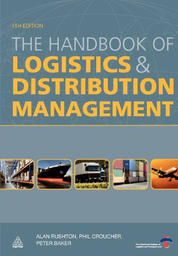 The Handbook of Logistics and Distribution Management, 4th edition!