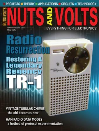 Nuts and Volts  May 2017