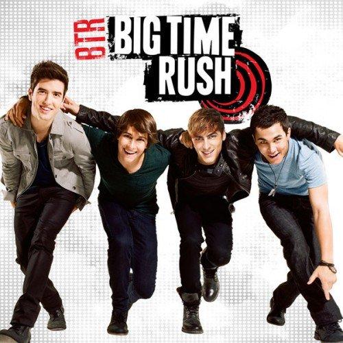 Big Time Rush - BTR (International Edition) (2011) (FLAC)