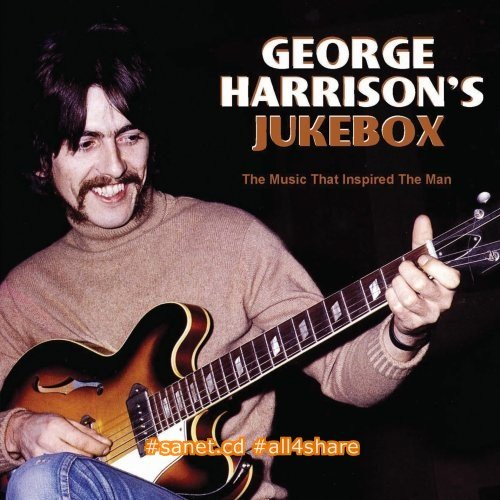 VA - George Harrison's Jukebox The Music That Inspired the Man (2015) FLAC