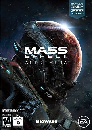 Mass Effect: Andromeda - Super Deluxe Edition PC RePack FitGirl