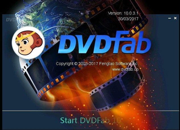 DVDFab 10.0.4.2 Multilingual + Portable