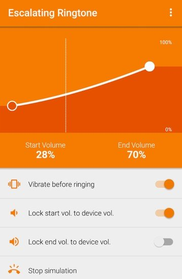 Escalating Ringtone PRO v3.5