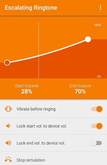 Escalating Ringtone PRO v3.5