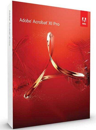 Adobe Acrobat XI Pro 11.0.20 Multilingual Mac OS X