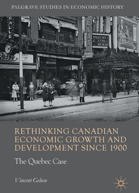 the history and development of quebec